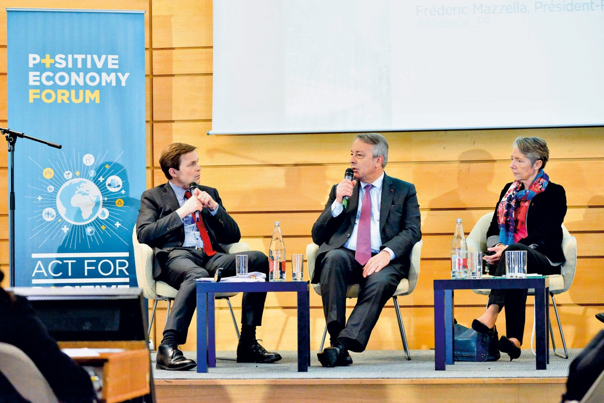 Business & Climate Summit, UNESCO
