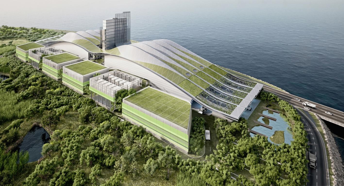 Veolia Inaugurates The World S Largest Sludge Treatment