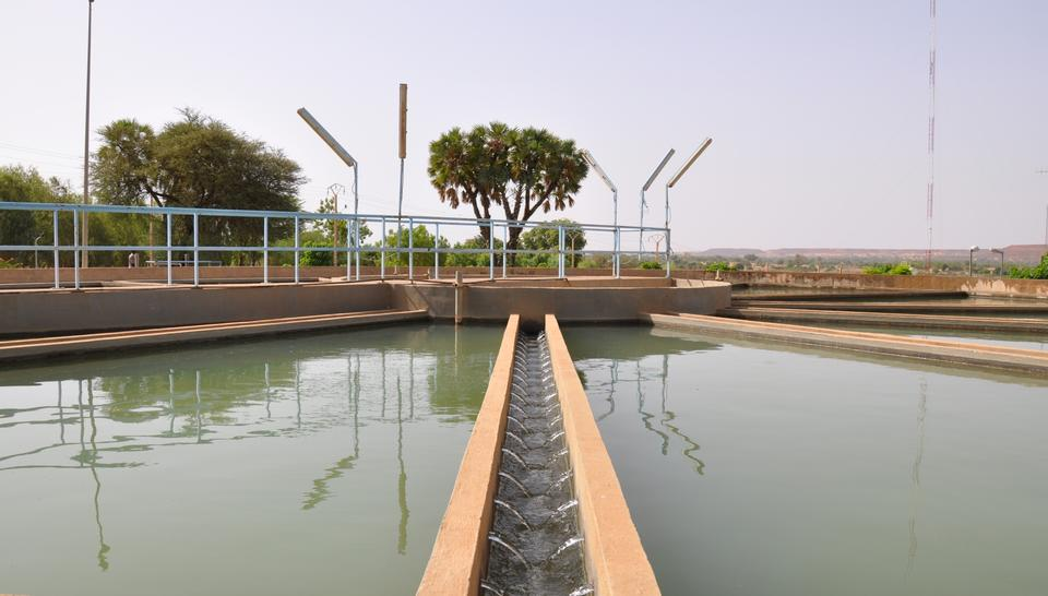 acces a l'eau infrastructure niger veolia
