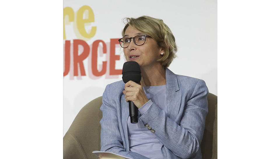 Marie Garnier, Quality and Sustainable Development Director of METRO France