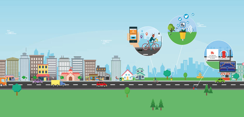 Smart cities: Veolia offers digital solutions | Veolia