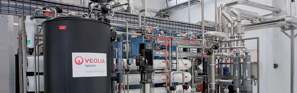 Boosting Performances For The Pharmaceutical Industry Veolia