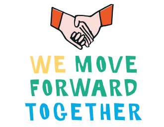We move forward together