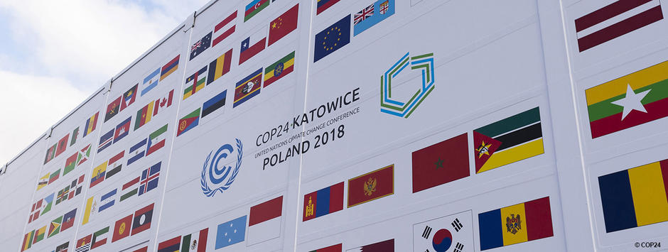 COP24 : Veolia signe l'appel « Step up Now » initié par l'European Climate Foundation