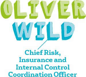 Olivier Wild, Chief Risk,  Insurance and  Internal Control  Coordination Officer