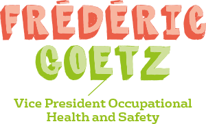 Frédéric Goetz, Vice President Occupational  Health and Safety