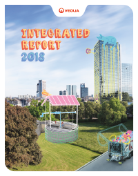 2018 Veolia integrated report