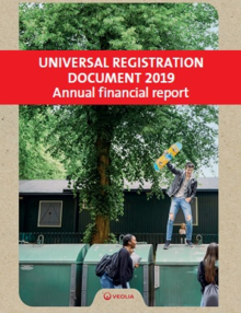 Universal Registration document (URD) - Annual financial report 2019