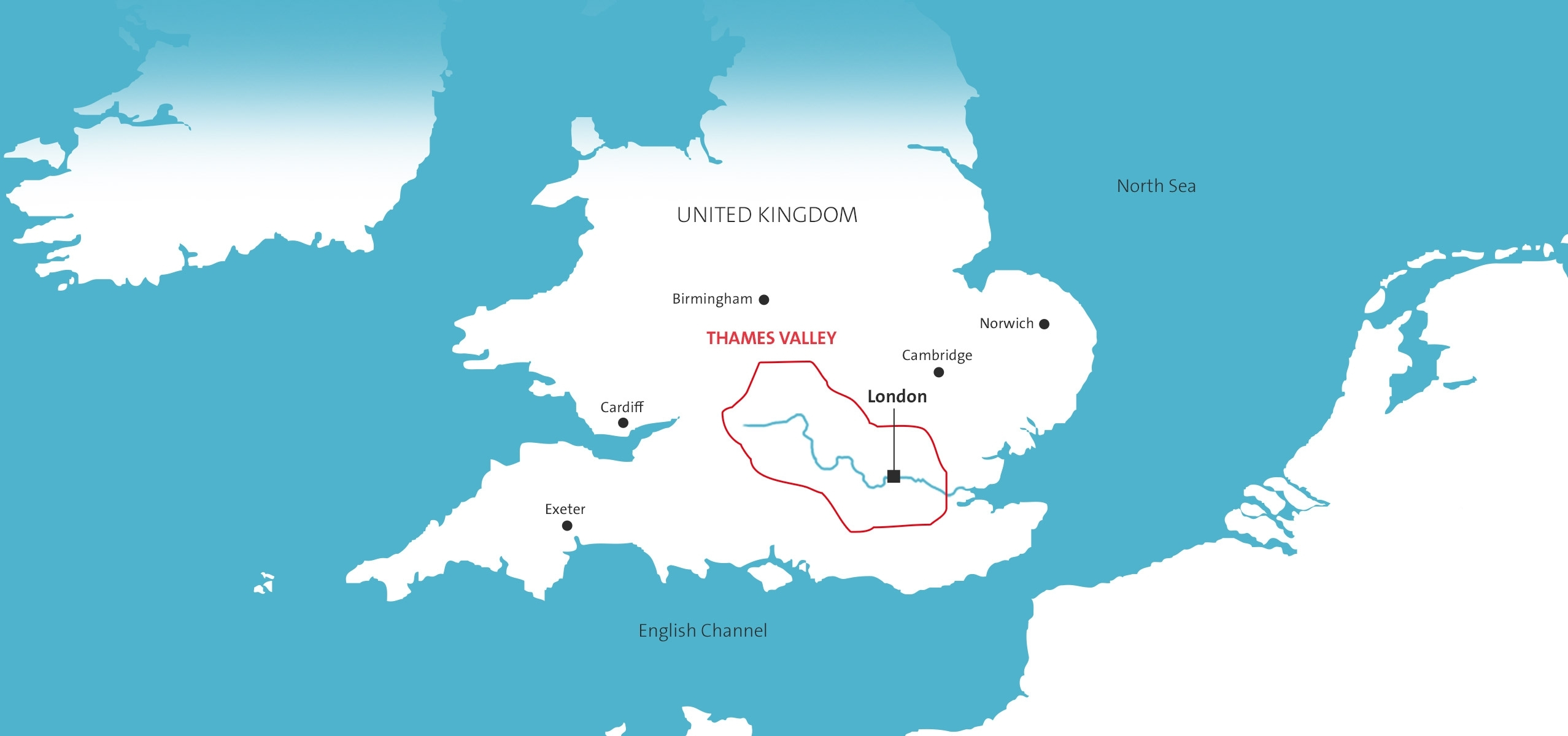 The Thames Valley:  a universal challenge